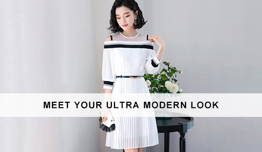 Meet your ultra modern look!