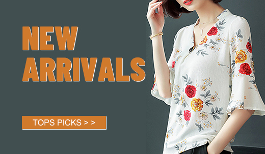 New arrivals tops picks>