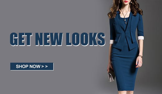 Get New Looks   shop now>