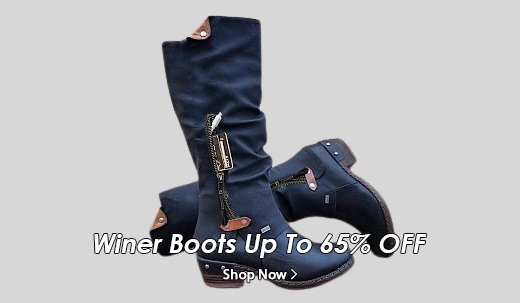 Winer Boots Up To 65% OFF   shop now>