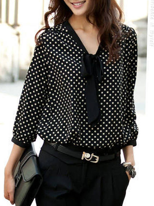 https://www.berrylook.com/en/Products/tie-collar-polka-dot-long-sleeve-blouses-205352.html?color=black