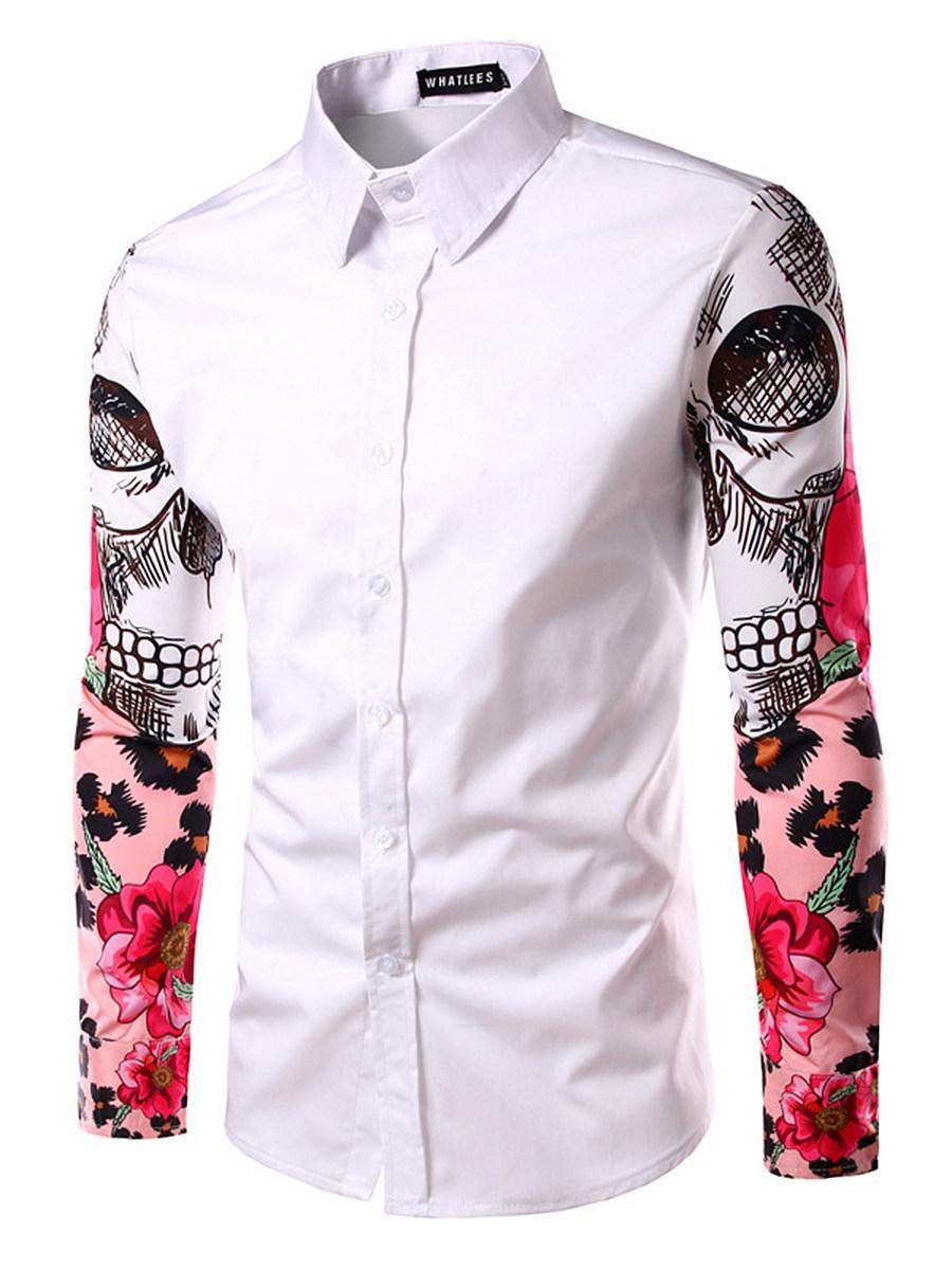 Trendy Printed Men Shirts
