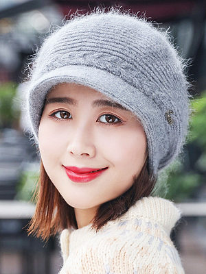 Lady Elegance Fashion Hats For Winter