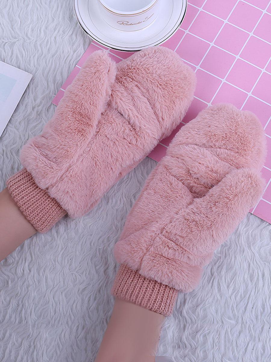 Korea Style Soft Gloves