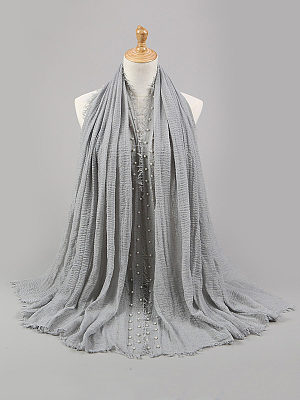 Warmer New Plain Soft Knitted Scarves
