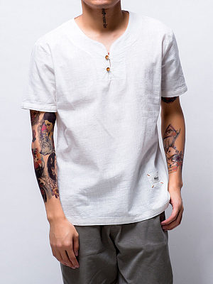 Sweet Heart  Plain T-Shirts & Vest