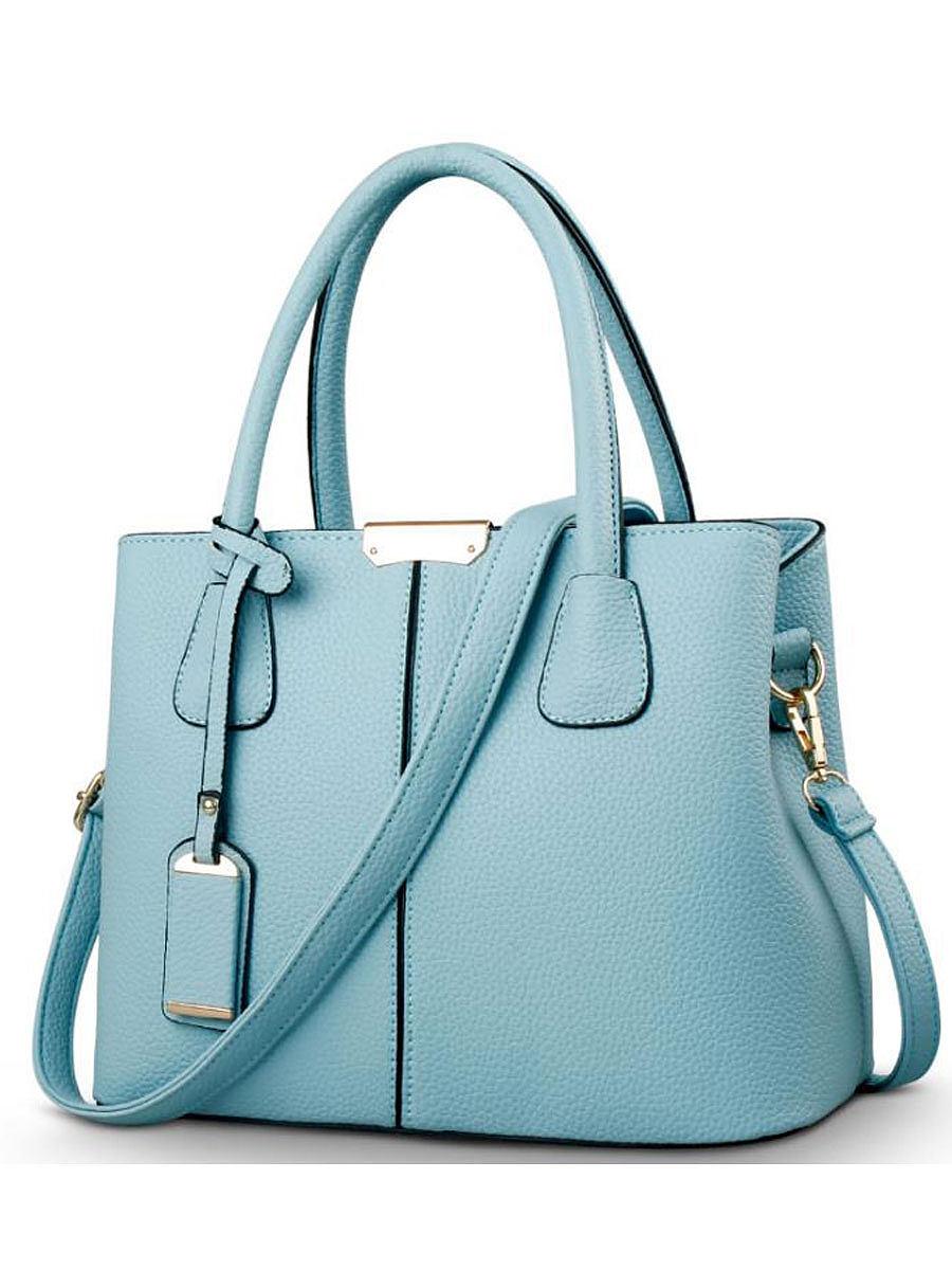 BerryLook Women Luxury Leather Hand Bag