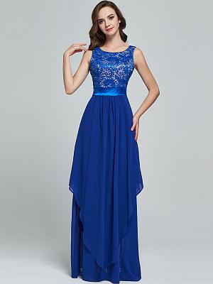 Plain Formal Dresses