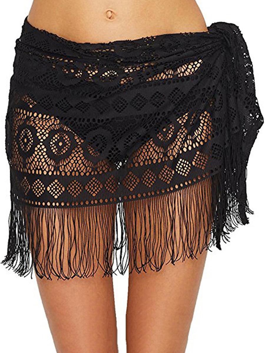 Fringe  Lace Tunic
