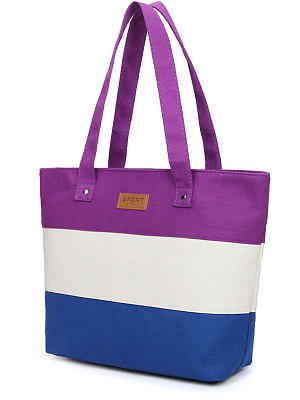 Berrylook coupon: Color Block Shoulder Bags For Women