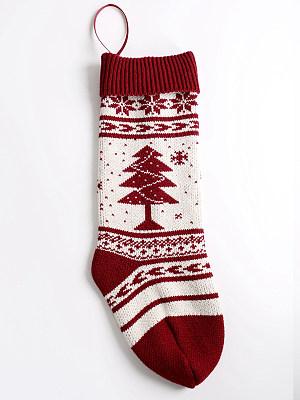 Berrylook coupon: Christmas Tree And Snow Christmas Stockings