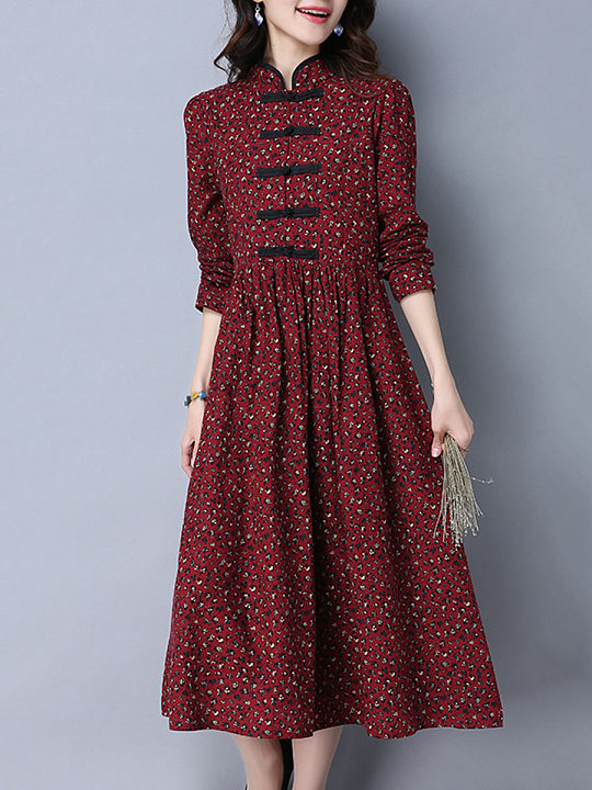 https://www.berrylook.com/en/Products/band-collar-printed-maxi-dress-201706.html?color=red/