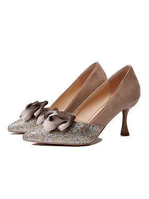 Stiletto High Heeled Point Toe Date Office Pumps 285daed5d06f