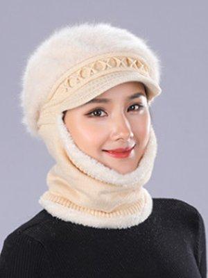 Korea Style Fashion Plain Hats For Winter, 5827923