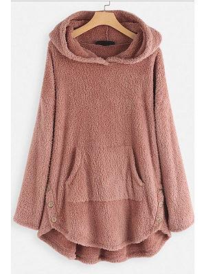 Casual Long Sleeve Colouring Sweatshirt, 8498609