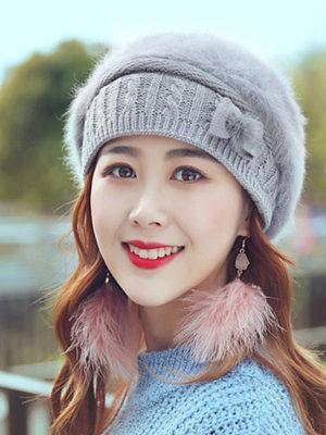 Korea Style Fashion Hats For Winter фото