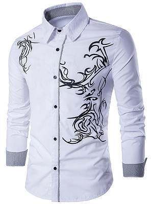 Distinctive Printed Men Shirts