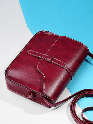 Berrylook coupon: New High Quality Fashion Style Zipper Special Crossbody Bag
