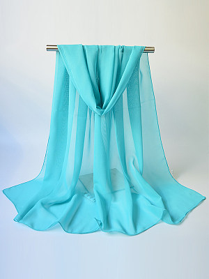 Berrylook coupon: Chiffon Plain Thin Scarves