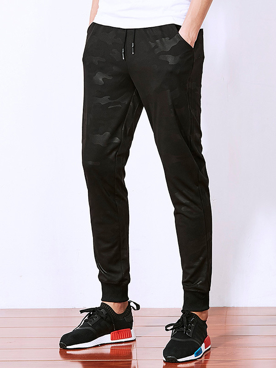 Camouflage Men's Casual Jogger Pants