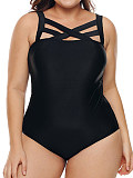 Image of Plain One Piece Swimwear For Women