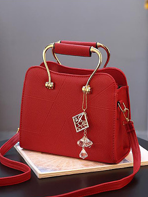 New Fashion Style Zipper Special Hand Bag фото