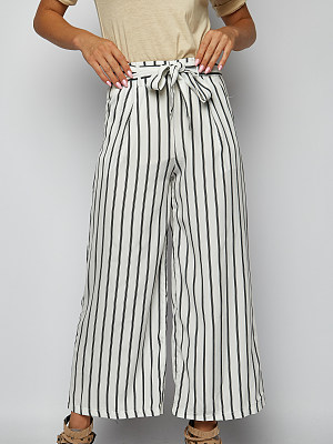 Casual Striped Pants, 7422556