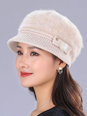 Korea Style Fashion Hats For Winter