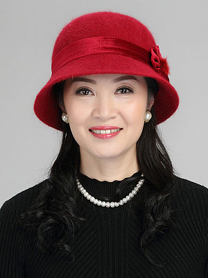 Fashion Plain Hats For Lady, 6047451