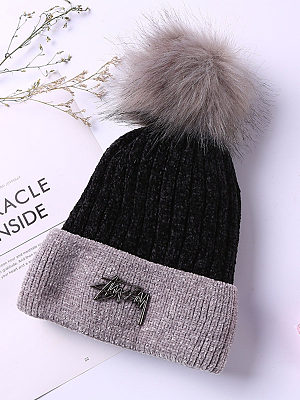Fashion Plain Hats For Winter, 5961382