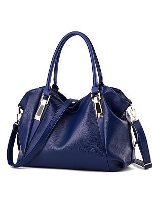 Plain Shoulder Bags For Women фото