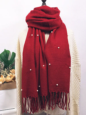 Winter Fashion Cotton Scarves