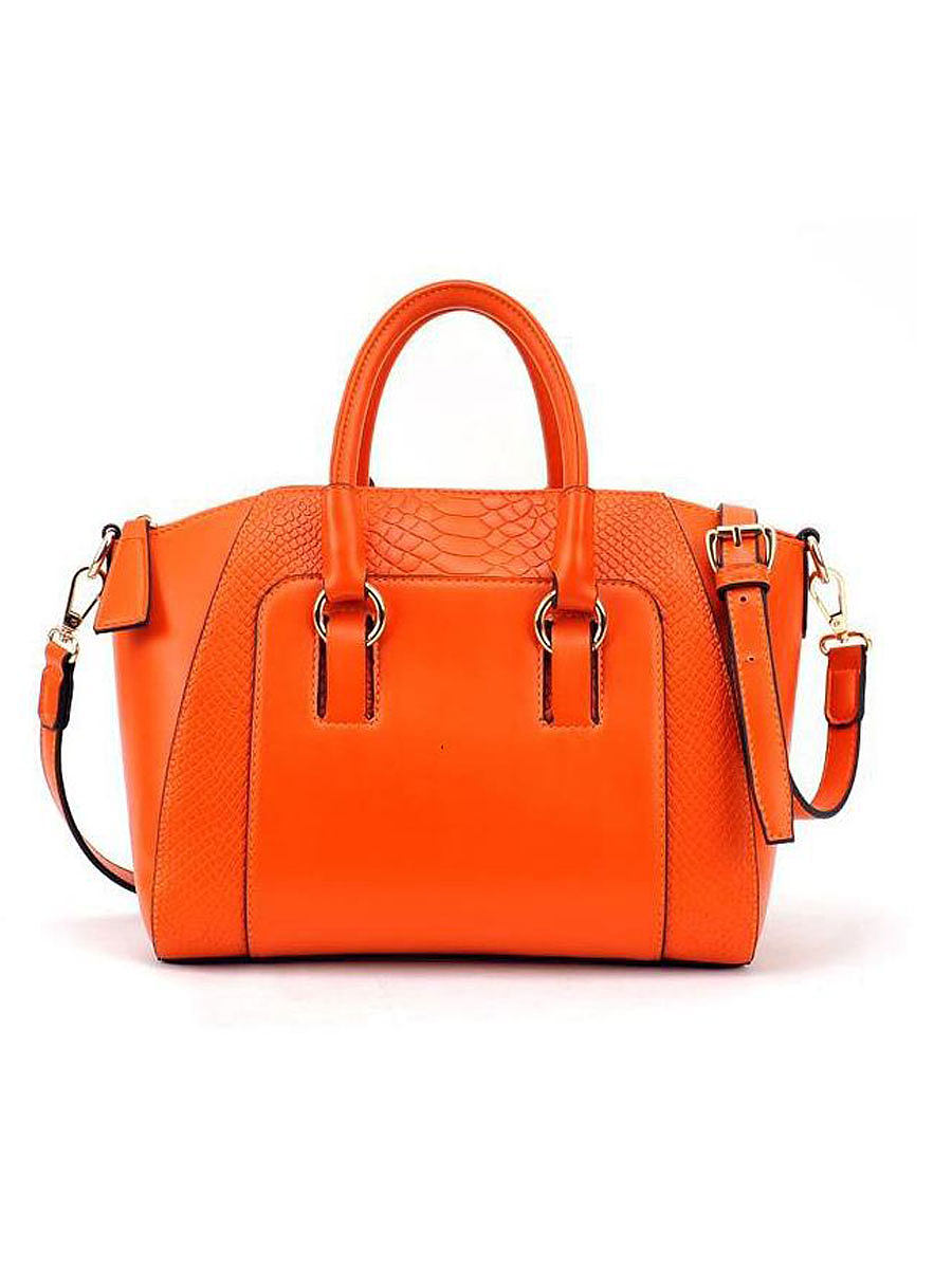 BerryLook Luxury Plain Hand Bags For Women
