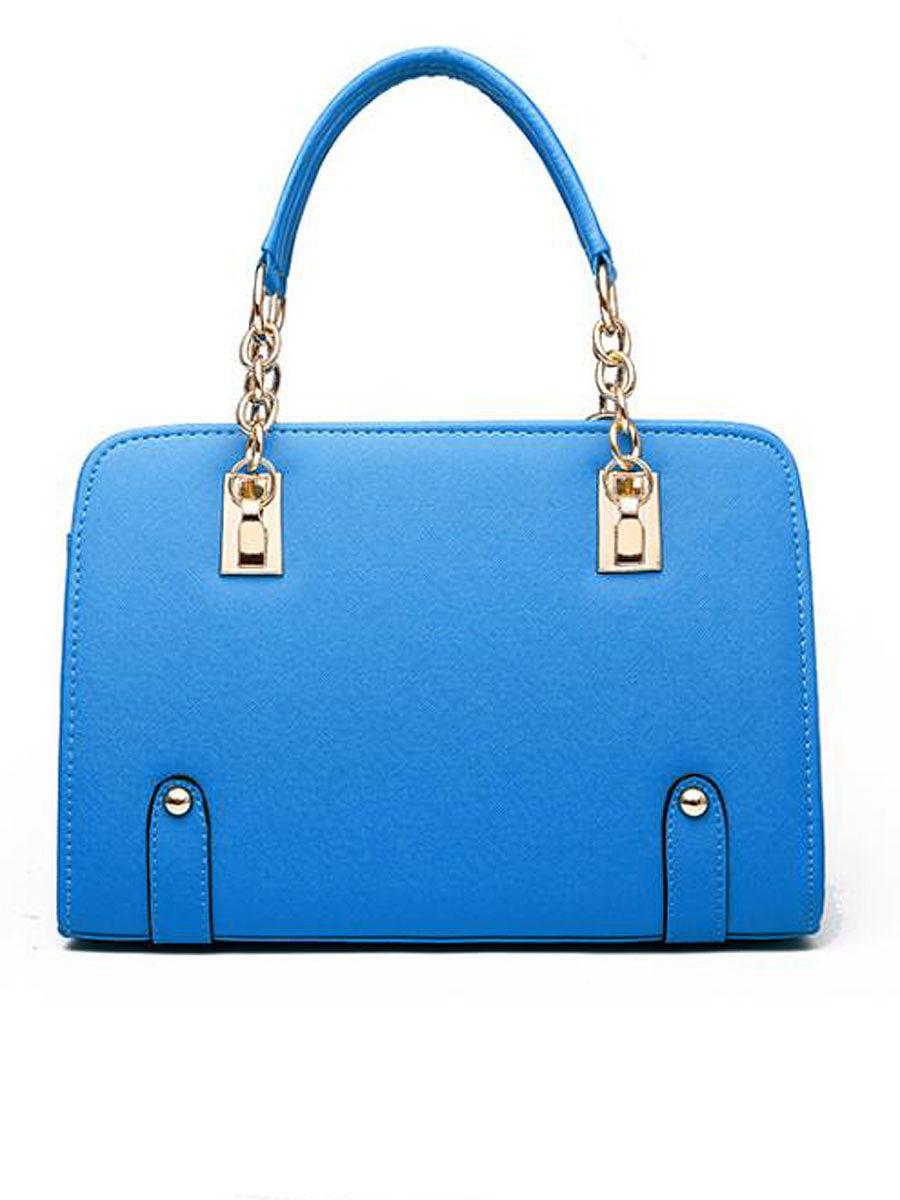 Plain Luxury Hand Bags For Women