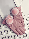 Image of Women's warm plus fleece gloves