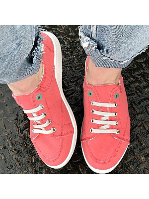 Berrylook coupon: Women's Casual Comfortable Flat Sneakers