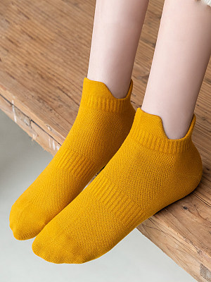 Xinjiang Cotton Socks Ladies Socks Spring And Autumn Cotton Boat Socks Female Cute Japanese Shallow Mouth Cotton Summer Thin Section