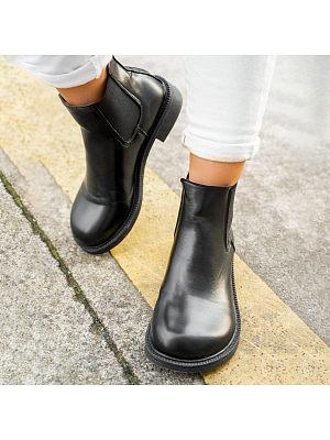 BERRYLOOK U-gore Slip-on Ankle Boots