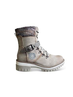Berrylook coupon: Knit-In Martin Boots