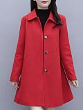 Image of Cloak Woolen Coat