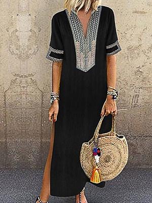 Berrylook Short Sleeve Dress online, fashion store, shirt dress, floral shift dress