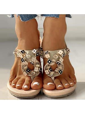 Fashion flip-flops фото