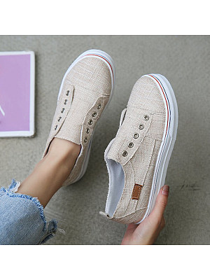Comfortable casual round toe flat shoes, 23445571