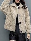 Image of Lamb Wool Coat