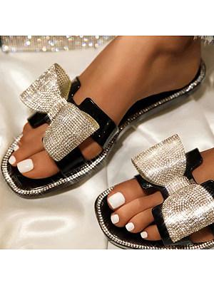 Women's flat bottom fashion slippers, 23952719
