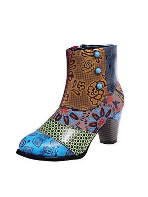 Berrylook coupon: Comfortable Thick Heel Boots