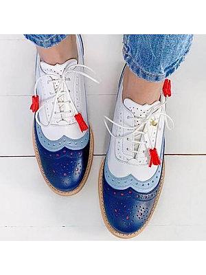Women's colorblock burn-in loafers, 10761170