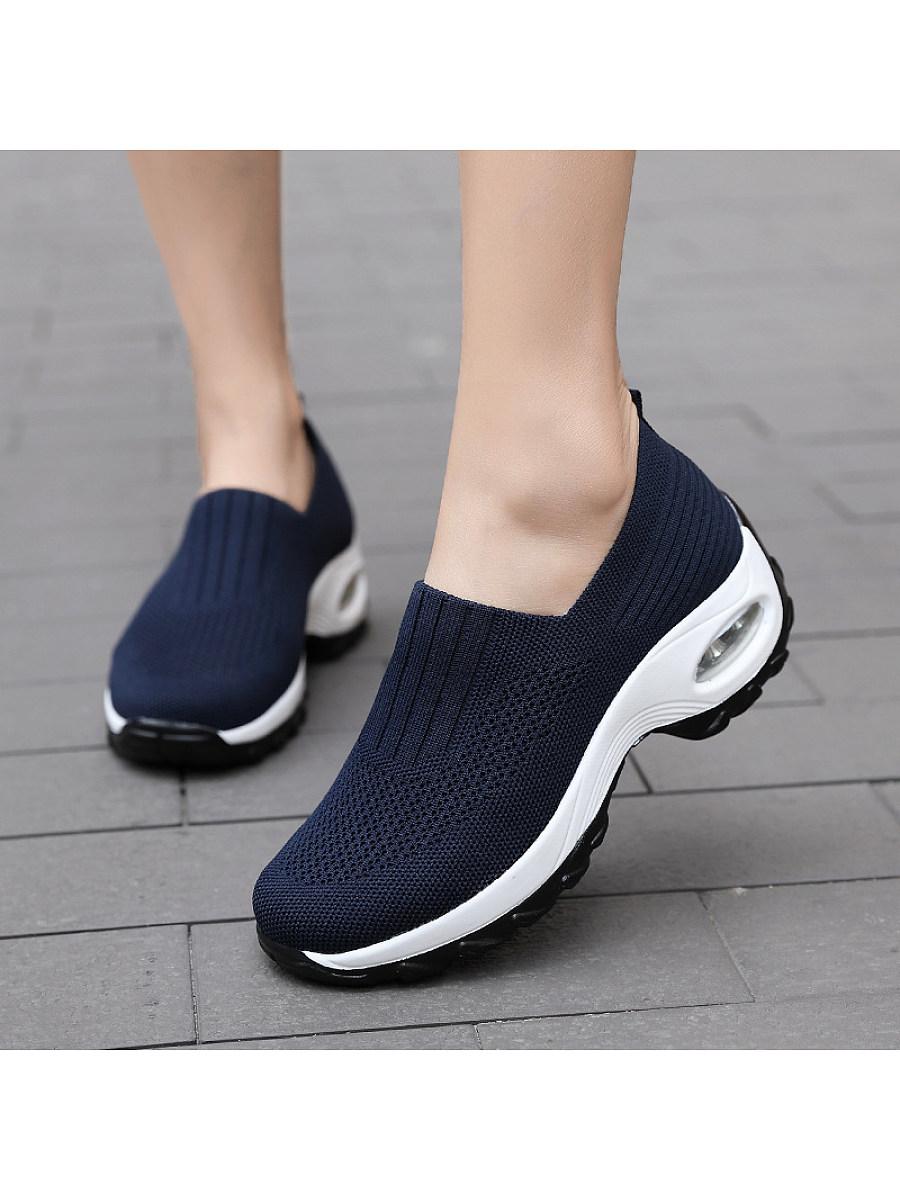 BerryLook Women's breathable mesh casual sneakers