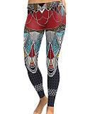 Image of Digital printed casual sports printed leggings