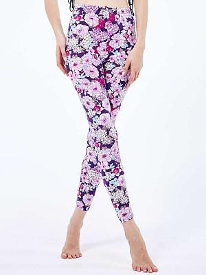 BERRYLOOK Fashion slim digital printing casual sports leggings
